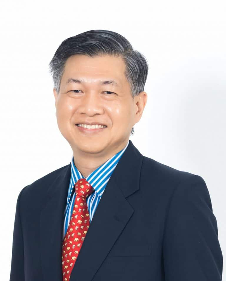 Photo of Dr. CHEW Teck Hong