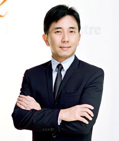 Photo of Dr. WONG Keng Mun