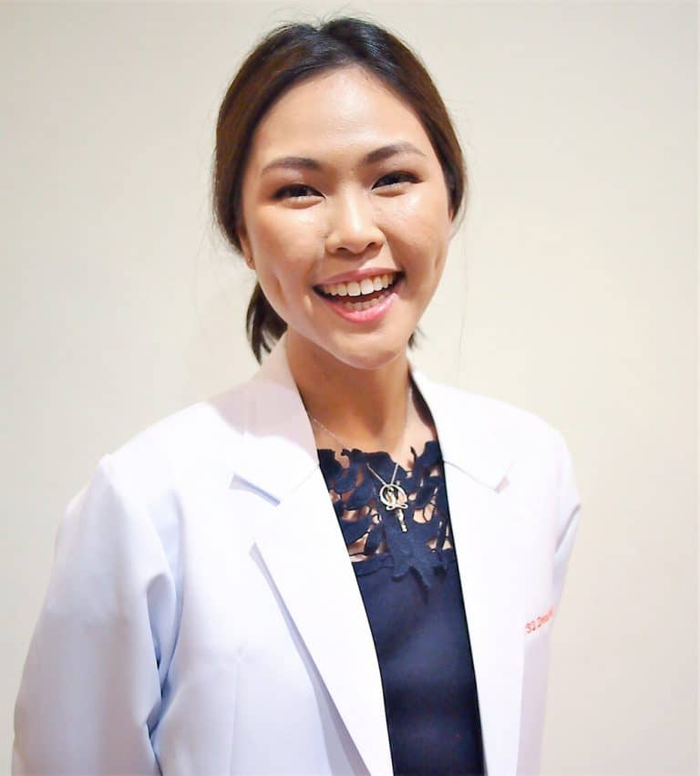 Photo of Dr Rachel Pang