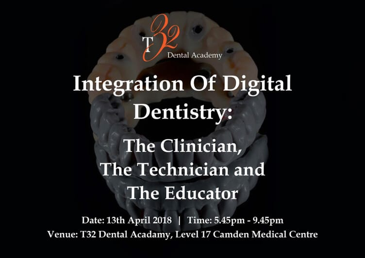 Integration of Digital Dentistry