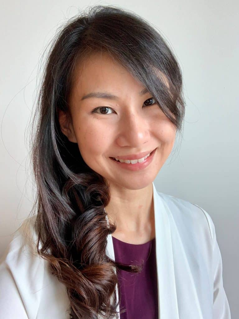 Dr Valerie Tey - profile picture
