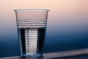 drink water instead of sugary drinks