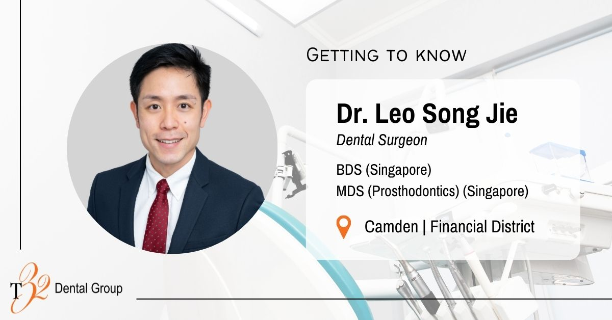 Getting to Know Dr. Leo Song Jie